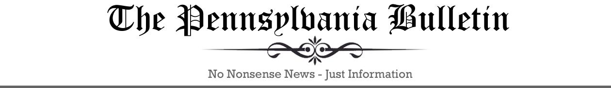 Pennsylvania Bulletin